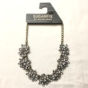 SUGARFIX by BaubleBar Opulent Crystal Necklace